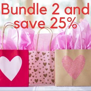 Accessories - Bundle two items and save 25%!